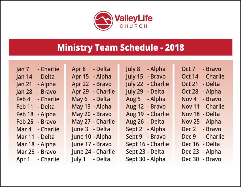 VLC-schedule-2018
